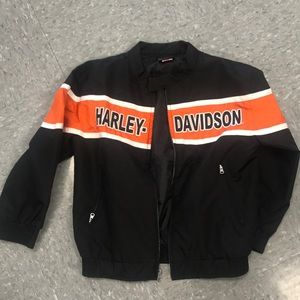 Kids Harley jacket